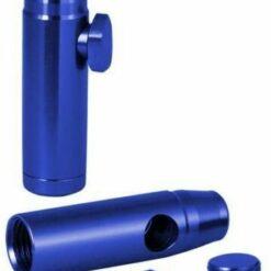 Aluminium Dosierer Bullet Blau Hell Blau Blue günstig online schweiz kaufen