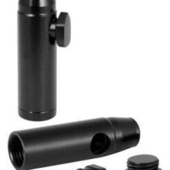 Aluminium Dosierer Bullet Schwarz Black günstig online schweiz kaufen
