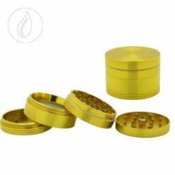 CNC Grinder 4-teilig gold 55cm kaufen online