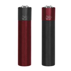 Clipper reusable Red black Lava rot schwarz metall kaufen schweiz online shop günstig
