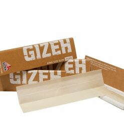 GIZEH Pure Extrafine Papers unbleached 33 King Size Slim kaufen schweiz günstig online shop