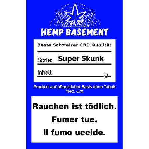 Hemp Basement Super Skunk CBD kaufen online