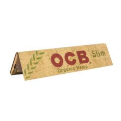 OCB Organic Hemp Slim King Size Papers kaufen online Shop Schweiz günstig