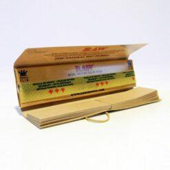RAW Connoisseur King Size Papers und Filter kaufen online