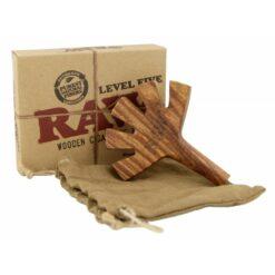 RAW Level Five Cigarette Joint Holder Halter 5 fach aus Holz kaufen schweiz günstig online shop