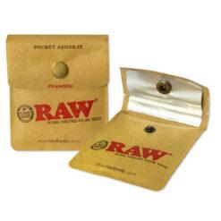 RAW Pocket Ashtray Taschen aschenbecher zum mitnehmen kaufen schweiz günstig feuerfest online shop