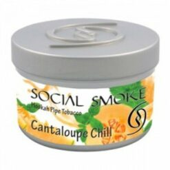 Social Smoke Cantaloupe Chill Shishatabak kaufen online