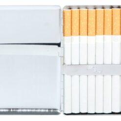 Wild Fire Zigarettenetui Chrom Cigarette Case offen assortiert kaufen schweiz günstig online shop