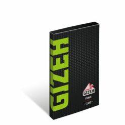Gizeh Black Fine aus Hanf und Flachs DW Double Window 100 kurze Papes kaufen online Shop günstig Schweiz