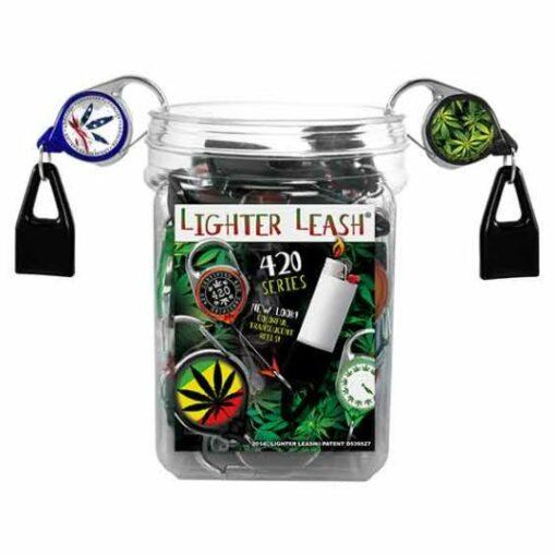 Lighter Leash 420 Serie Feuerzeughalter Clips für Clipper kaufen online günstig schweiz