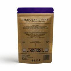 Medusa Aktivkohlefilter 250 Stück 6mm Rückseite kaufen günstig online shop schweiz
