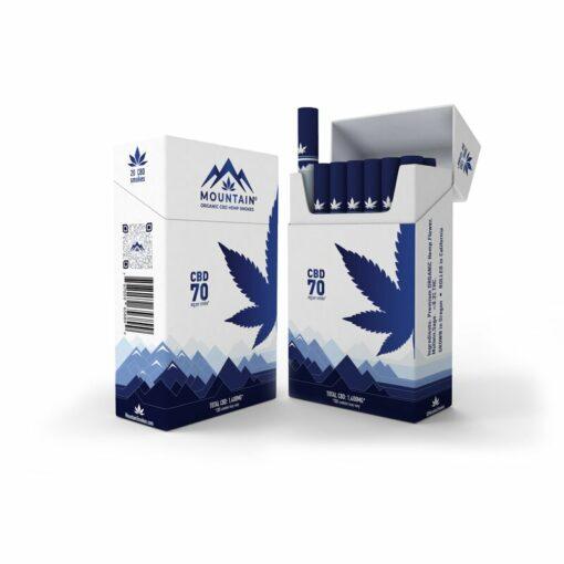 Mountain Smokes CBD 70mg CBD Zigaretten kaufen online