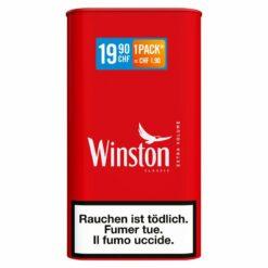 Winston Classic Dose Tabak kaufen online
