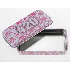 420 box metallbox aufbewahrungsbox syndicate pink hempbasement kaufen offen