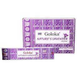 Goloka Natures Lavender Räucherstäbchen kaufen online