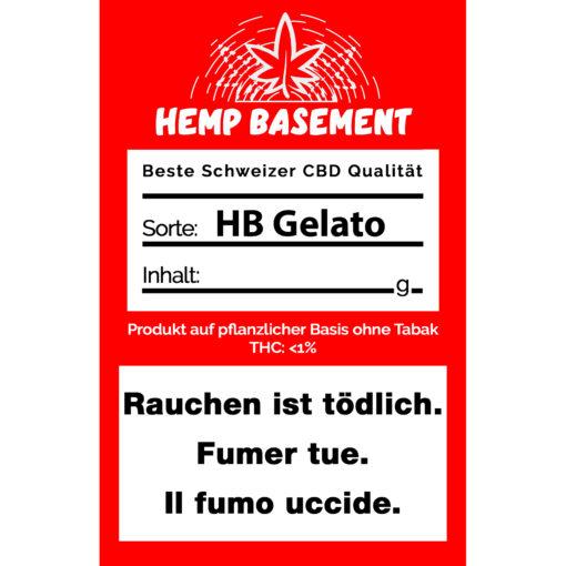 HB Gelato CBD kaufen online