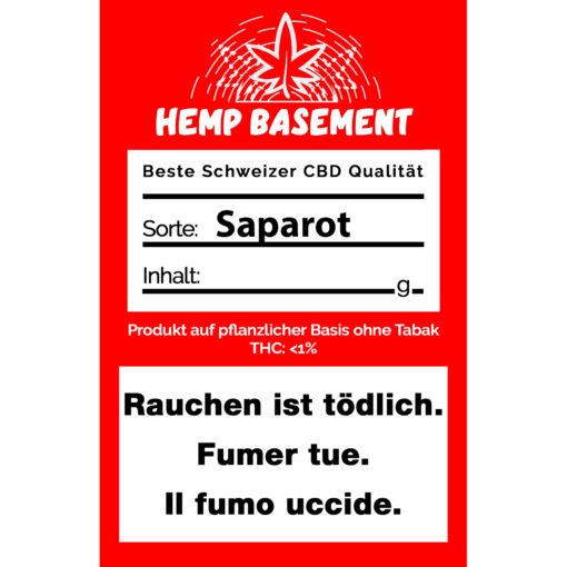 HB Saparot CBD kaufen online